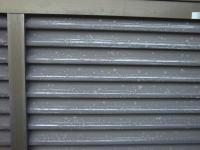 戸袋塗装工程2